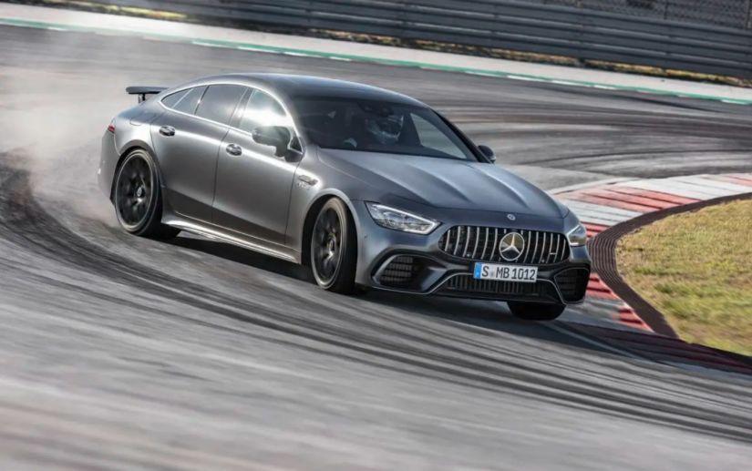 Mercedes anuncia versão de AMG GT 63S 4MATIC+ exclusiva para o Brasil