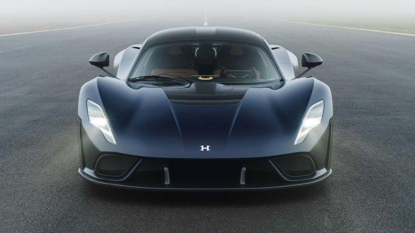 Hennessey apresenta novo Venom F5 com 1.841 cv de potência