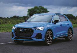 Audi Q3 ganha versão especial limitada Black S Line