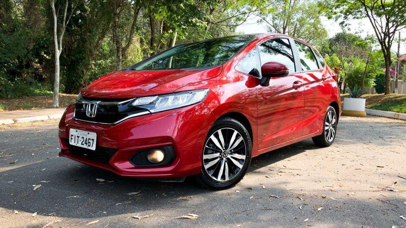 Honda Fit 2021 fica mais caro e ganha adição na lista de equipamentos