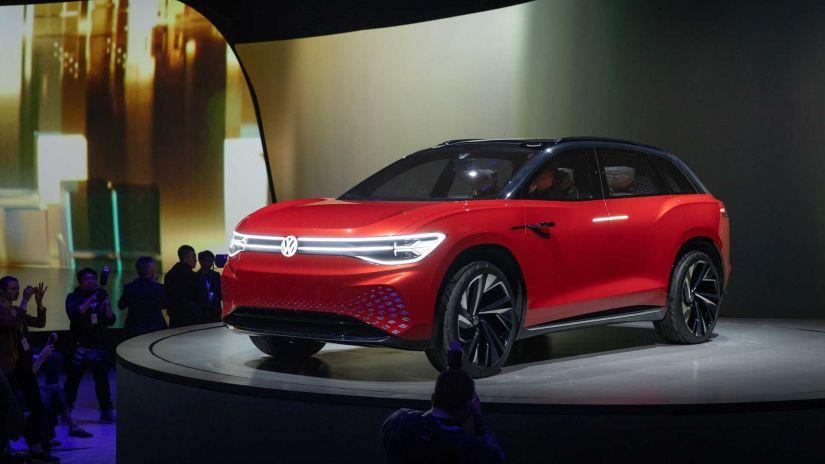 SUV elétrico de 7 lugares da Volkswagen deve ser lançado só na China