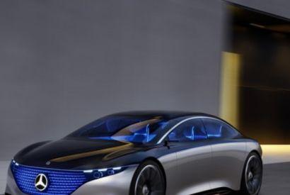 Mercedes-Benz terá painel digital com tela panorâmica