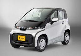 Toyota lança modelo de carro elétrico de baixo custo