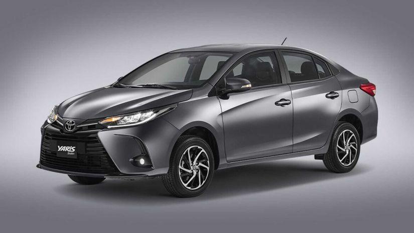 Novo Toyota Yaris 2021 é lançado no México com mudanças