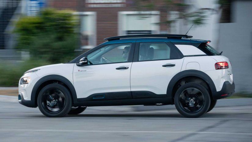 Citroën C4 Cactus ganha versão Rip Curl na Argentina
