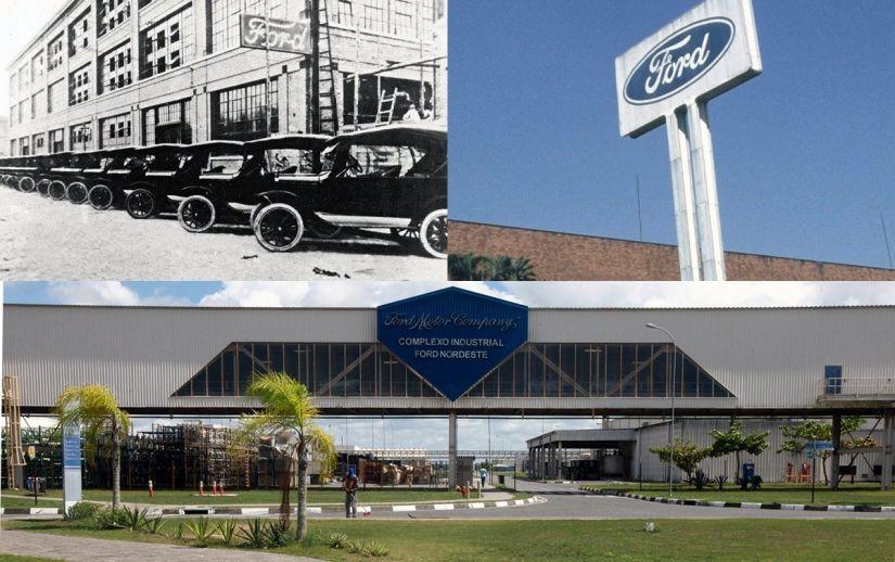 Ford anuncia encerramento da produção no Brasil