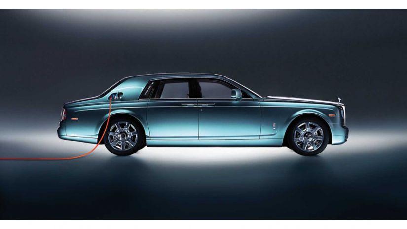 Rolls-Royce mostra detalhes do carro elétrico de luxo da marca