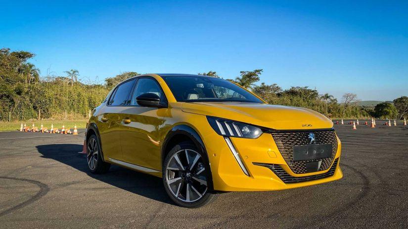 Peugeot confirma que 208 e 2008 serão exclusivamente elétricos
