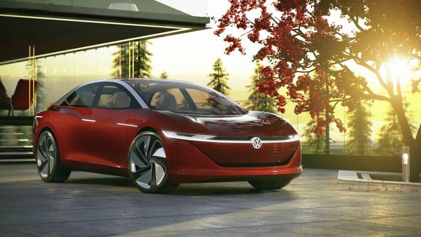 Volkswagen anuncia novo sedan elétrico topo de linha