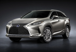 Lexus RX 450h e NX 300h terão novidades para linha 2021