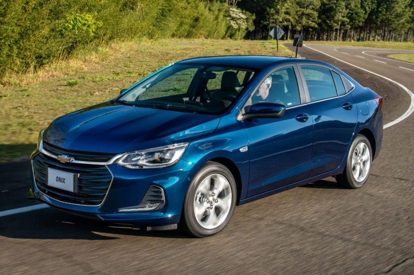 Onix segue líder em 2021. Confira os carros mais vendidos de janeiro