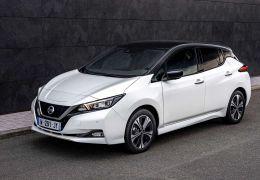 Nissan Leaf ganha edição especial com inspiração no Ariya