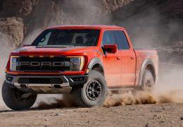 Ford revela nova F-150 Raptor com motor 3.5 V6 turbo
