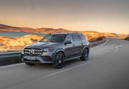 Mercedes-Benz confirma chegada do novo GLS 2021 ao Brasil