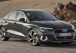 Audi confirma chegada de novos A3 Sedan e Sportback para 2º semestre de 2021