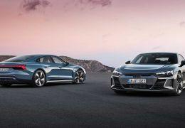 Audi e-Tron GT é revelado oficialmente e será vendido no Brasil