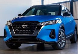 Nissan Kicks 2022 chega ao Brasil em março