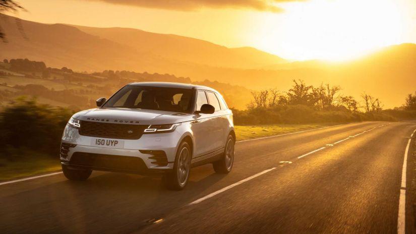 Range Rover Velar 2021 começa a ser vendido no Brasil