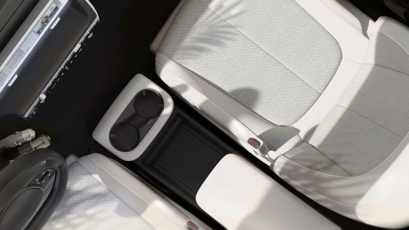 Hyundai apresenta interior modular do novo Ioniq 5