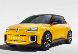 Renault 5 elétrico terá versão esportiva GTi