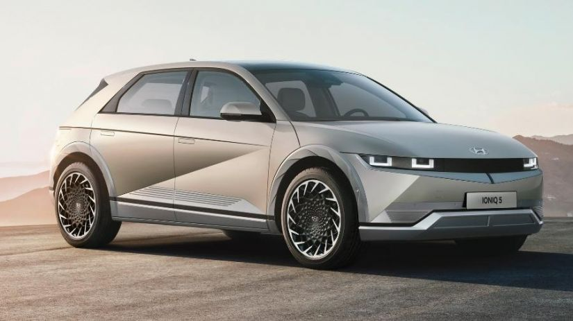 Hyundai lança novo elétrico Ioniq 5