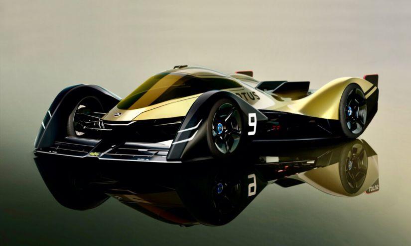Lotus apresenta novo conceito de hipercarro chamado E-R9