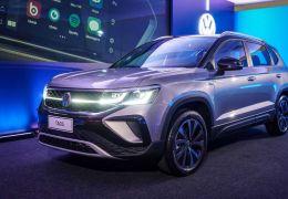 Volkswagen Taos será lançado com série especial