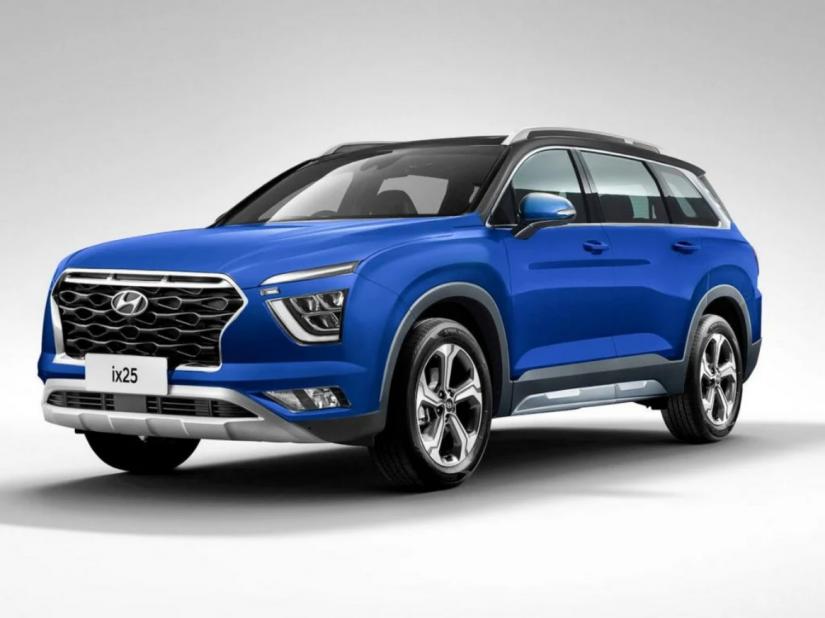 Hyundai revela mais informações sobre novo SUV: Alcazar