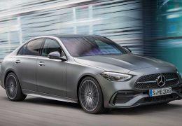 Mercedes-Benz Casse C 100% elétrico é confirmado para 2024