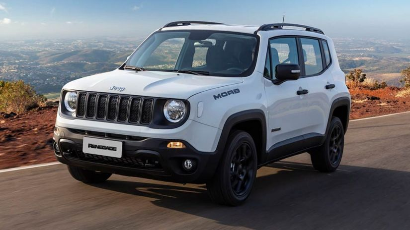 Jeep anuncia mini-Renegade com arquitetura do Peugeot 208 para 2022