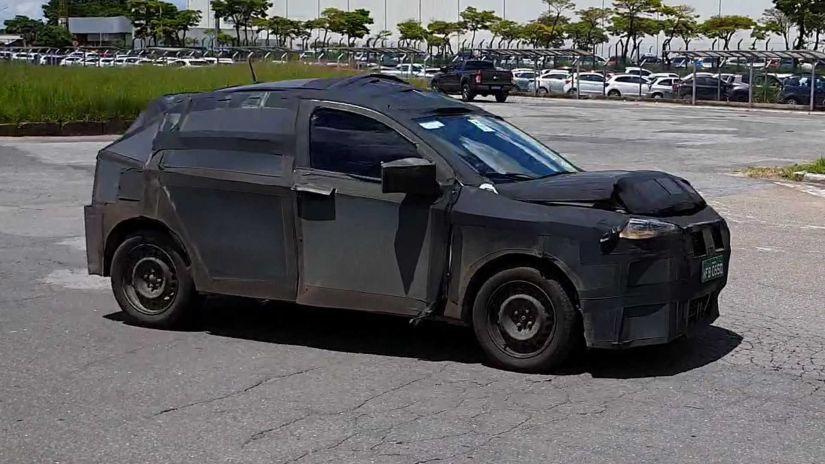 Fiat começa divulgação do Progetto Fiat 363