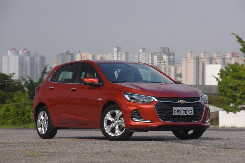 Onix mantém liderança entre os carros mais vendidos de fevereiro de 2021