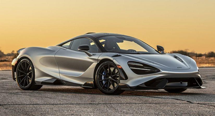 McLaren 765 LT chega ao Brasil custando mais de R$ 5 milhões