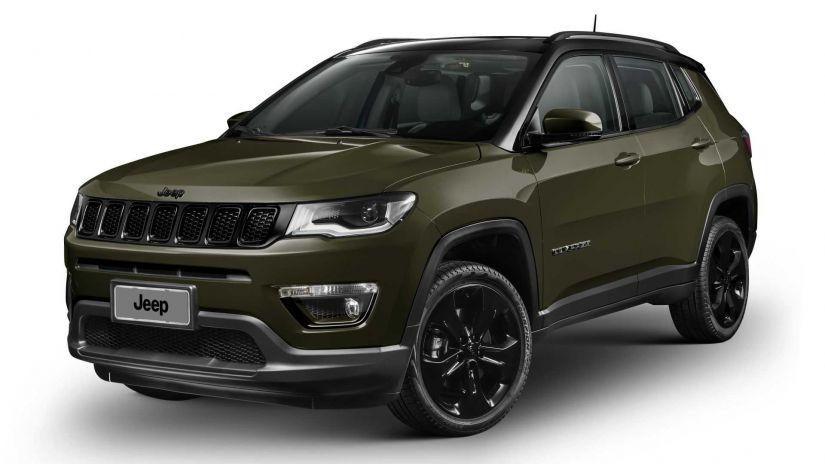 Jeep Compass 2021 é oferecido com R$ 8 mil de desconto