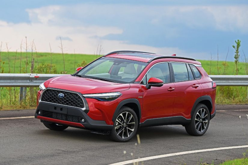 Toyota Corolla Cross chega ao Brasil partindo de R$ 139.990