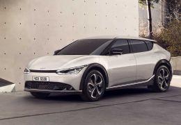 Kia revela novo crossover elétrico EV6