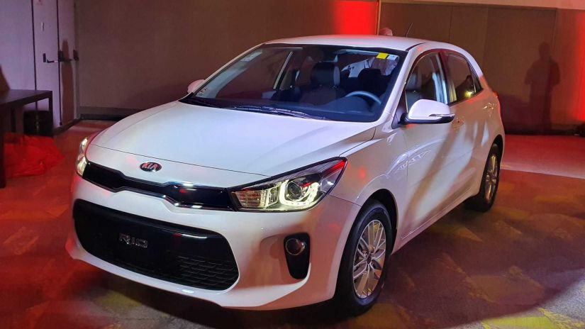 Kia Rio é lançado no Brasil custando R$ 81.990