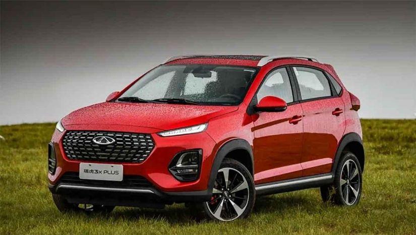 Caoa Chery revela novo SUV para o mercado brasileiro