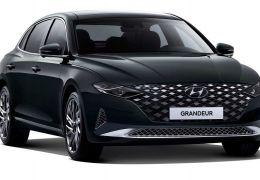 Hyundai revela novos detalhes do novo Azera
