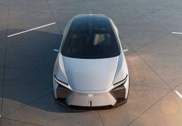 Lexus revela conceito inédito para futuros carros elétricos e esportivos