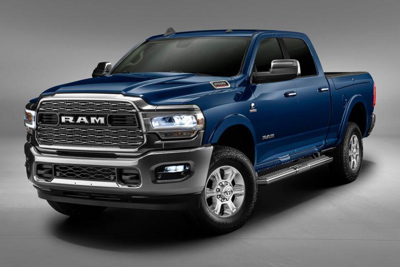 RAM confirma chegada do novo 2500 Laramie 2021 nas concessionárias