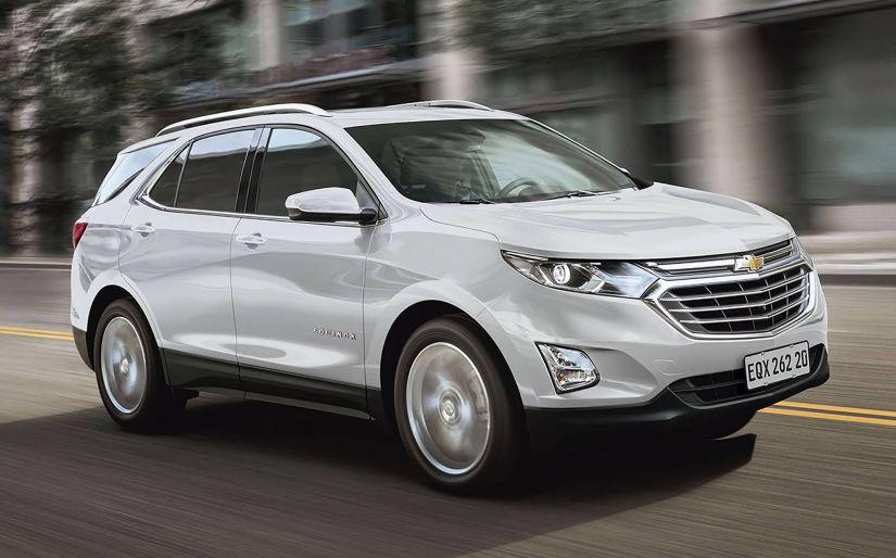 Chevrolet confirma Equinox 1.5 turbo por R$ 189.900