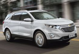 Chevrolet confirma Equinox 1.5 turbo por R$ 189.900
