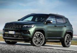 Jeep Compass 2022 têm pré-venda iniciada por R$ 162.990