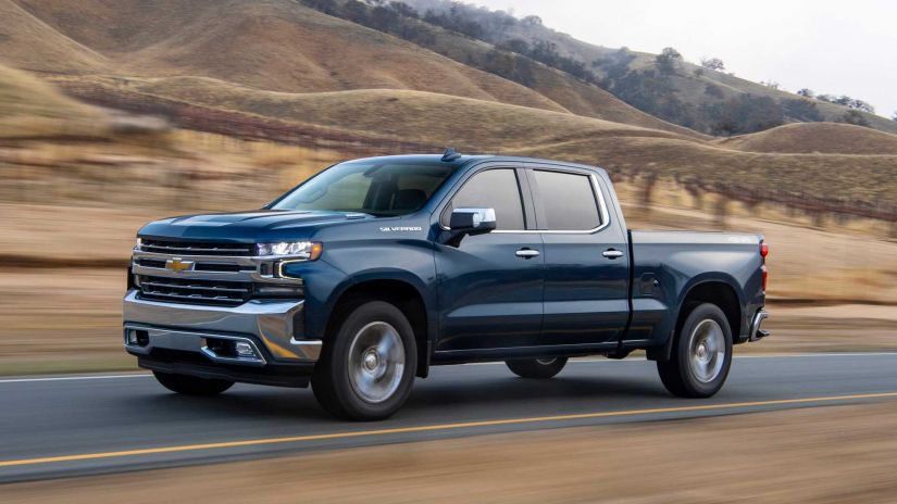 GM confirma que nova Silverado elétrica terá 640 km de autonomia