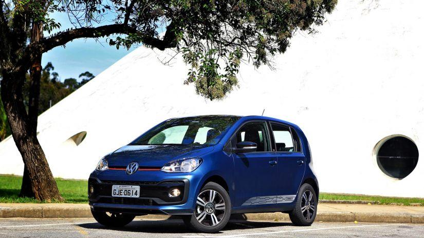 Volkswagen confirma saída de linha do Up! no Brasil