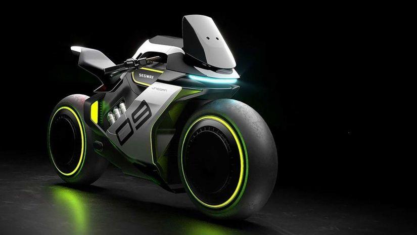 Xiaomi revela projeto de 1ª moto movida a hidrogênio do mundo