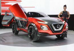 Nissan terá SUV compacto elétrico na Europa