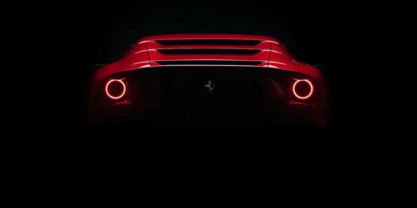 Ferrari confirma primeiro modelo totalmente elétrico para 2025