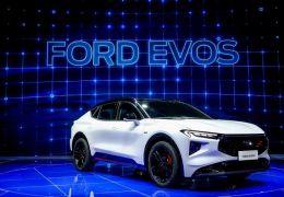 Ford revela novo Evos em Xangai